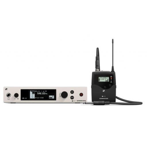 Sennheiser Ew 500 G4-Ci1 Sistema Inalámbrico de Petaca para Instrumento [0]