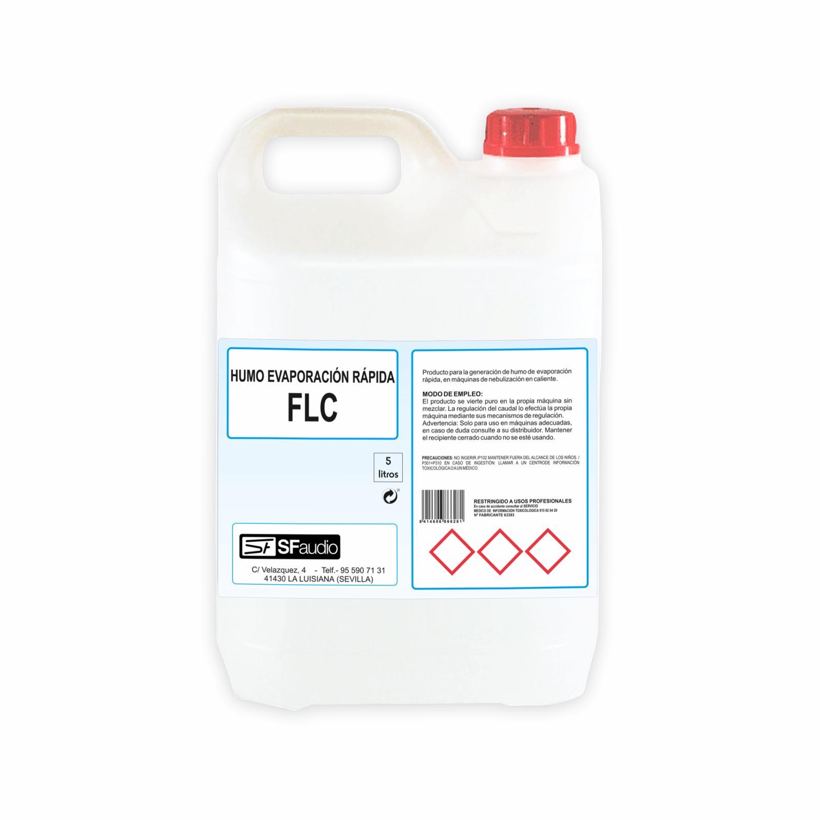 Líquido de Humo FLC-5 (5 lts.)