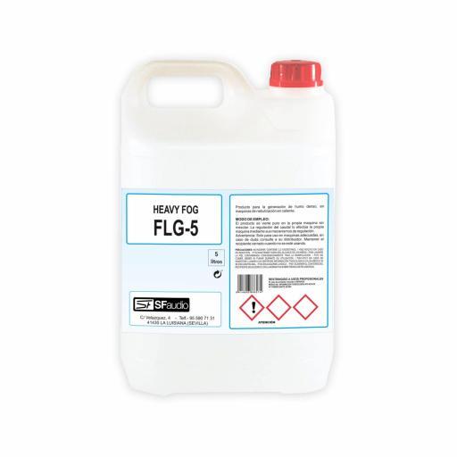 Líquido de Humo Denso Flg5 (5 Lts.)