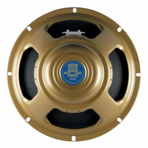 Celestion G10 Gold 8 Ohms Altavoz para Amplificador de Guitarra
