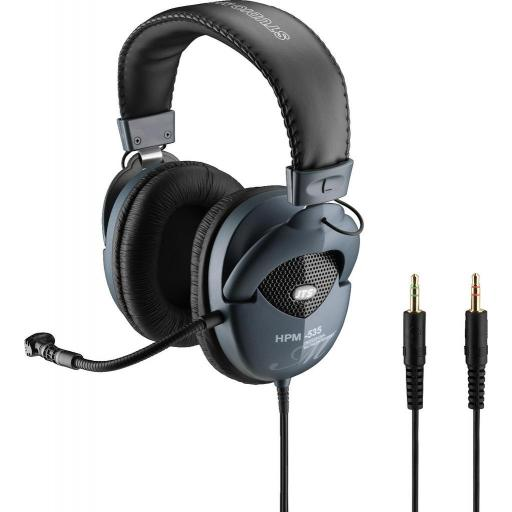 Jts Hpm-535 Micro-Auriculares de Estudio