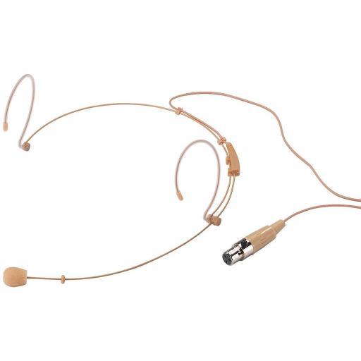 Stage Line Hse-150/Sk Micrófono de Diadema
