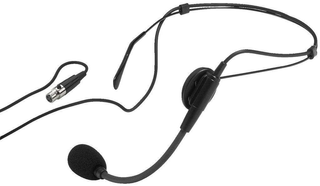 Stage Line Hse-80 Micrófono de Diadema
