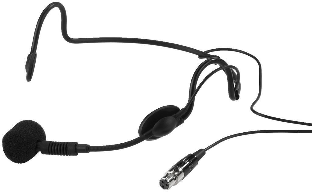 Stage Line Hse-90 Micrófono de Diadema