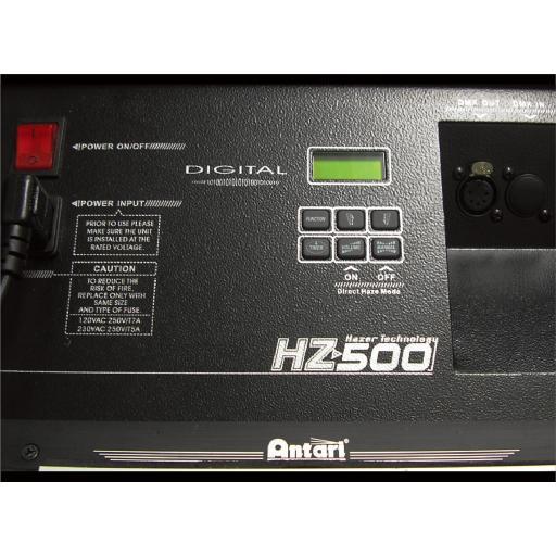 Antari Hz500 Máquina de Niebla Hazer [2]
