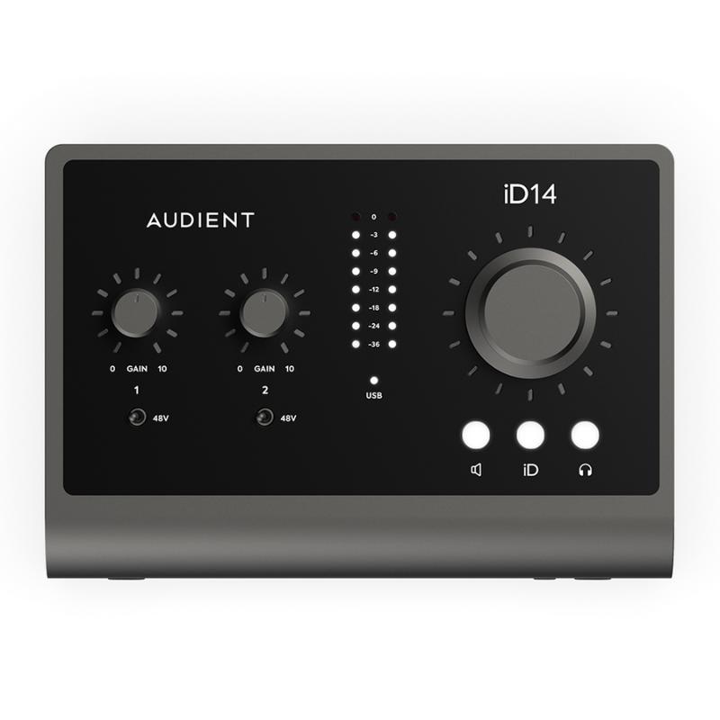 Audient iD14 MkII Interface de Audio