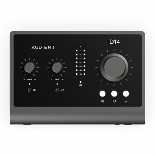 Audient iD14 MkII Interface de Audio [0]