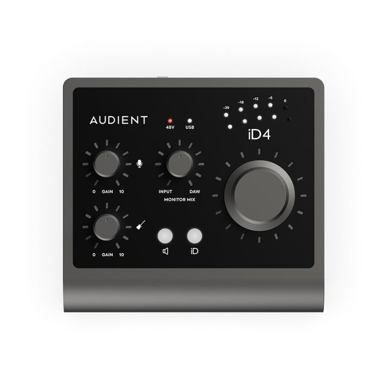 Audient iD4 MkII Interface de Audio