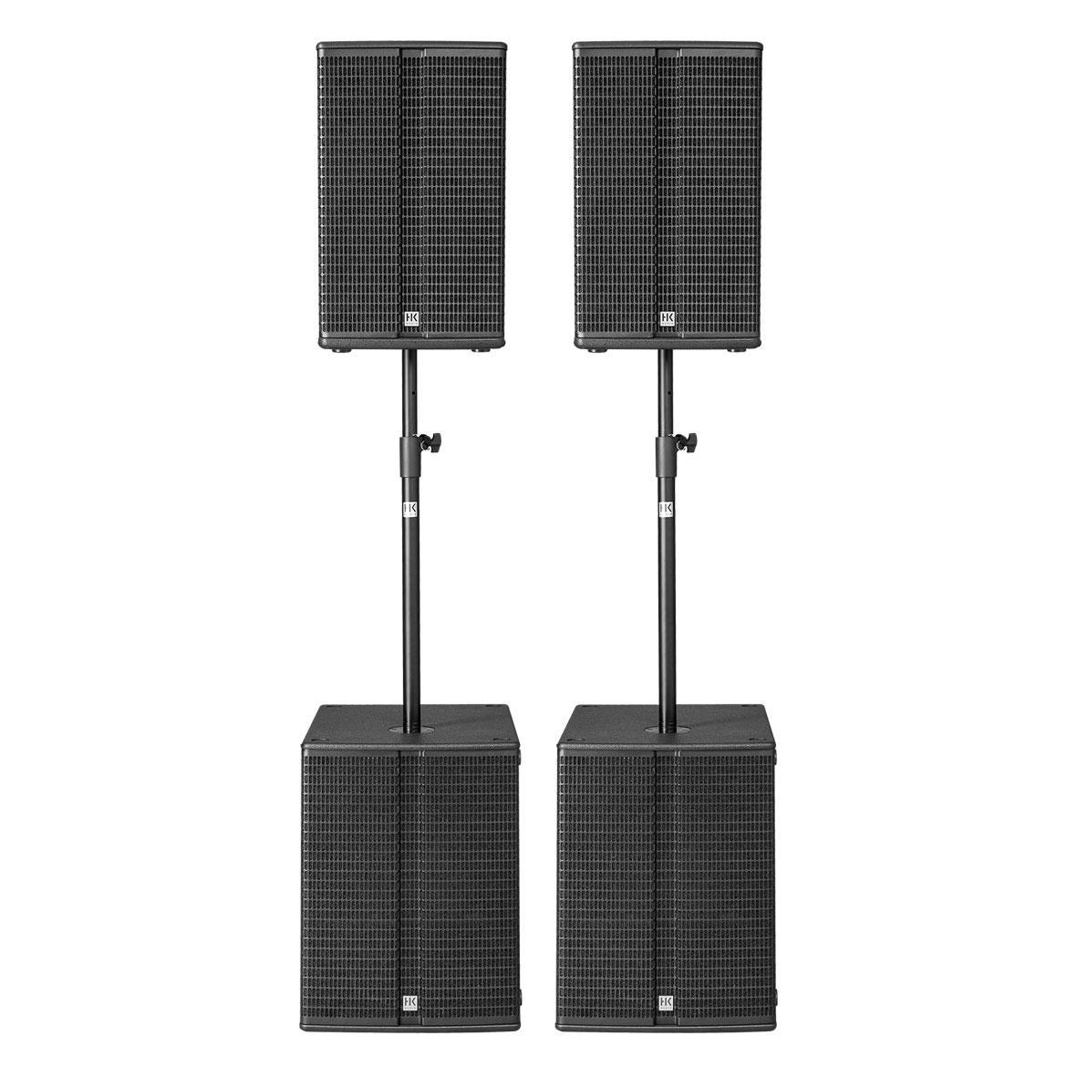 Hk Audio Linear 3 Bass Power Pack Sistema de Sonido