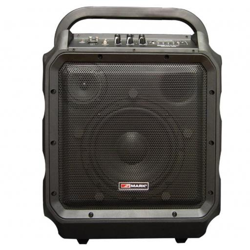 Mark Mam 80 Usb/Sd/Fm/Bt Sistema de Audio Portátil