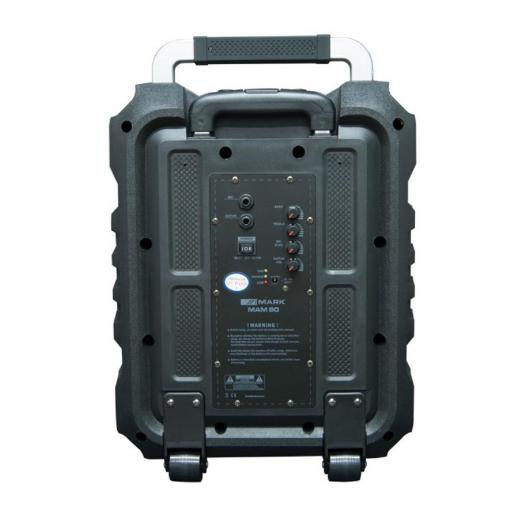 Mark Mam 90  Usb/Sd/Bt Sistema de Audio Portátil [1]