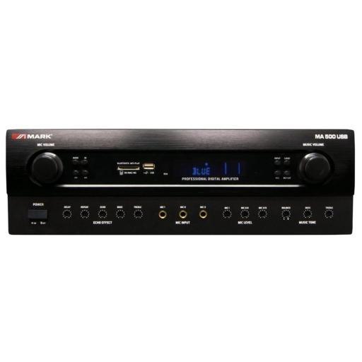 Mark Ma 500 Usb Amplificador Estéreo [0]