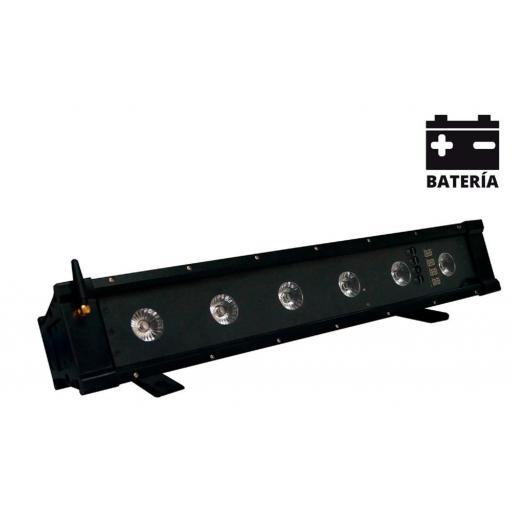 Mark MBar 612 Bat Wi Barra de Led con Batería