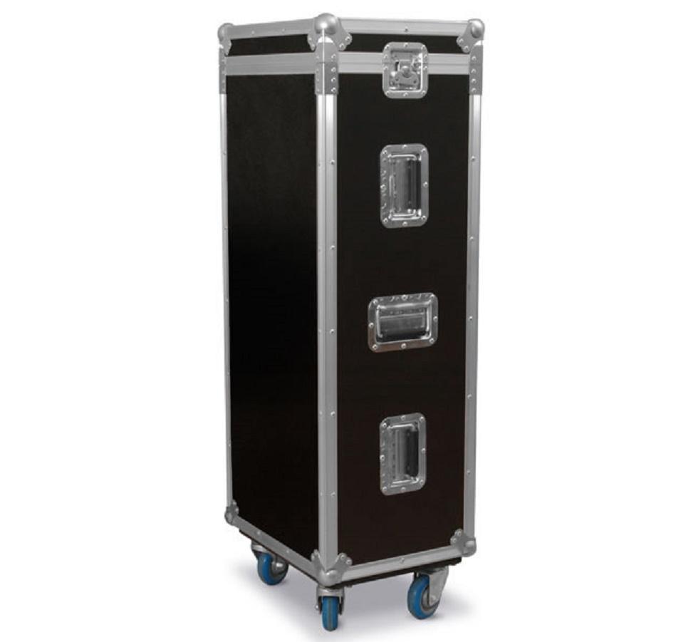 Baúl de transporte para 12 pies de micrófono Mc 550