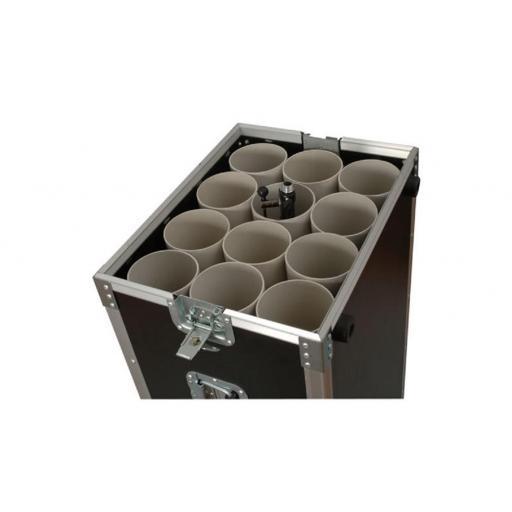 Baúl de transporte para 12 pies de micrófono Mc 550 [1]