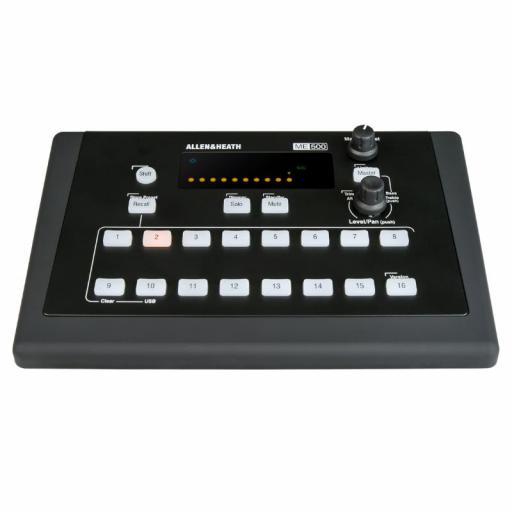 Allen & Heath Me-500 Mezclador Digital para Monitorización