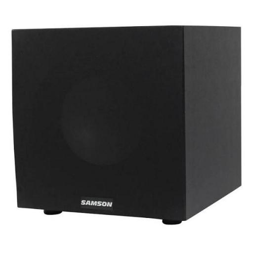 Samson Mediaone 10S Subgrave Amplificado