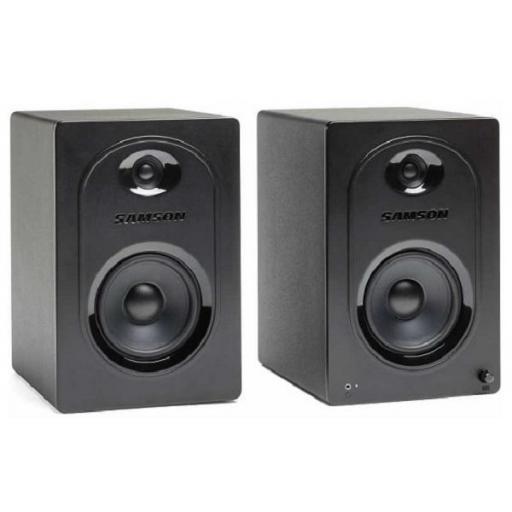 Samson Mediaone M50 Monitor de Estudio (Pareja)