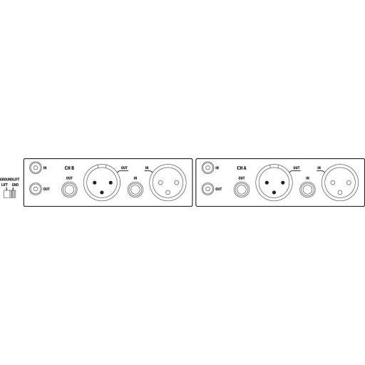Stage Line Meq-115/Sw Ecualizador Gráfico [1]