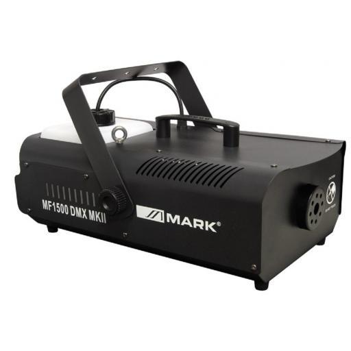Mark Mf 1500 Dmx MkII Máquina de Humo