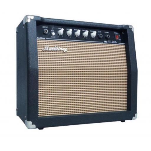 Marktinez Mg 40 Amplificador de Guitarra