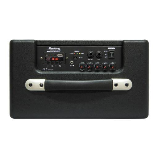 Marktinez Mgb 110 Usb Bat Amplificador Portátil [1]