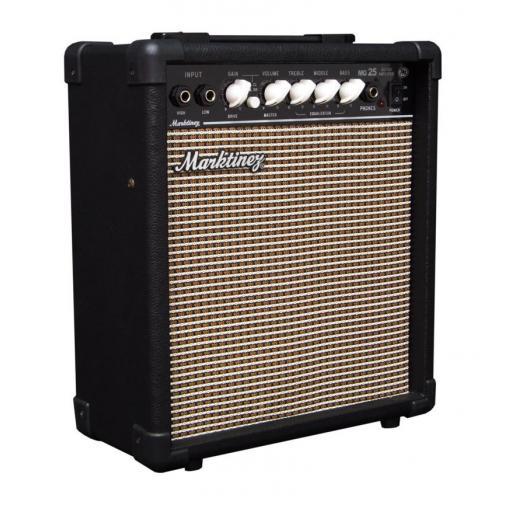 Marktinez Mg 25 Amplificador de Guitarra