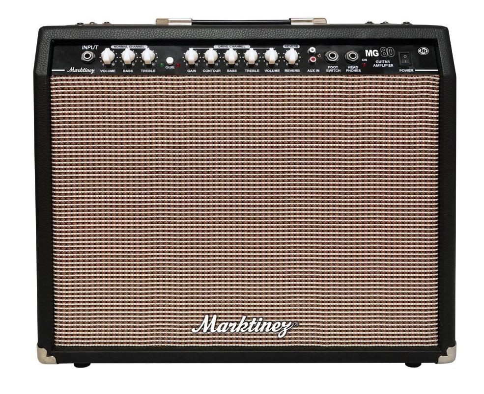 Marktinez Mg 80 Amplificador de Guitarra