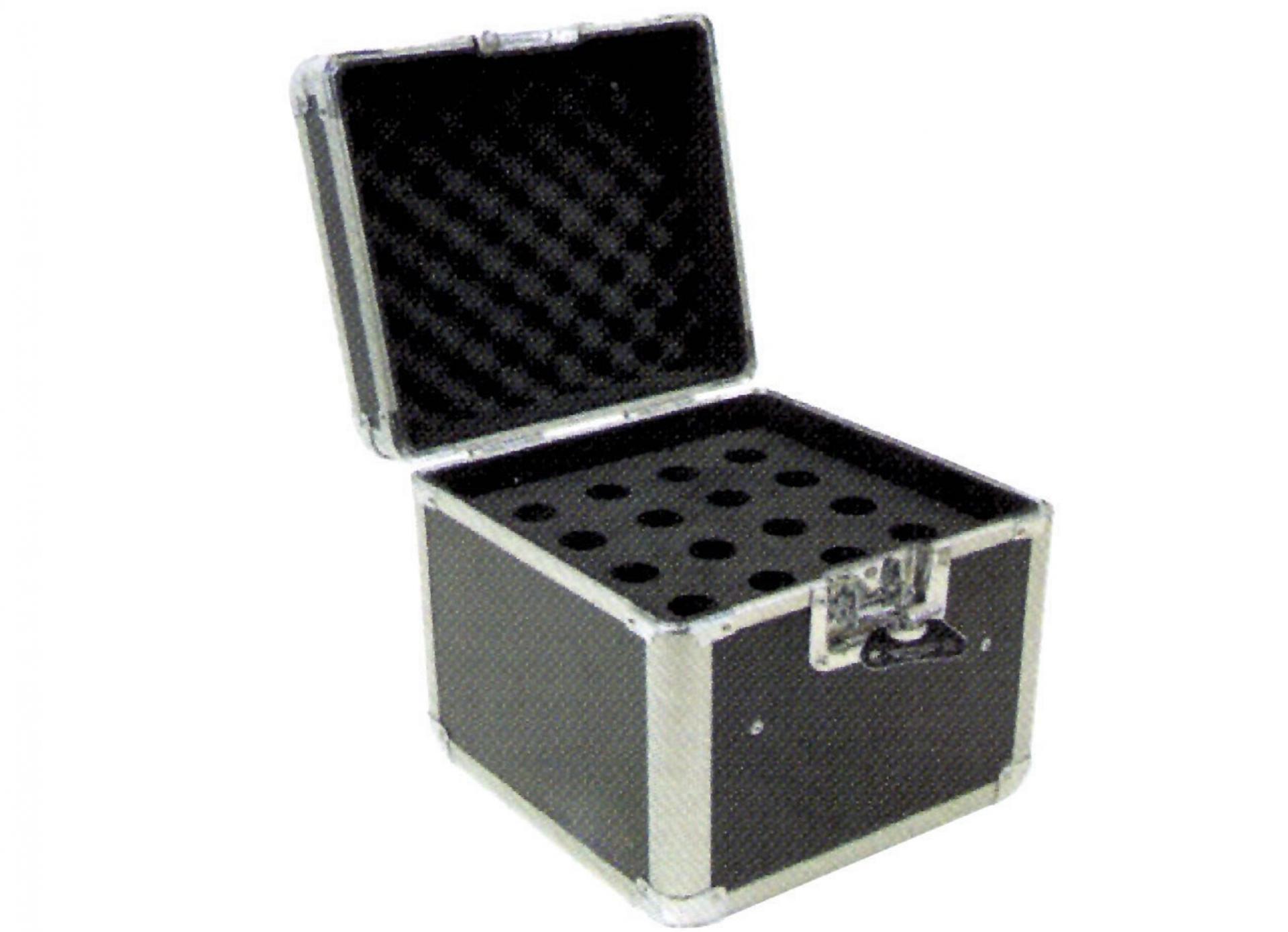 Baúl de transporte para micrófonos Micro 16 Case