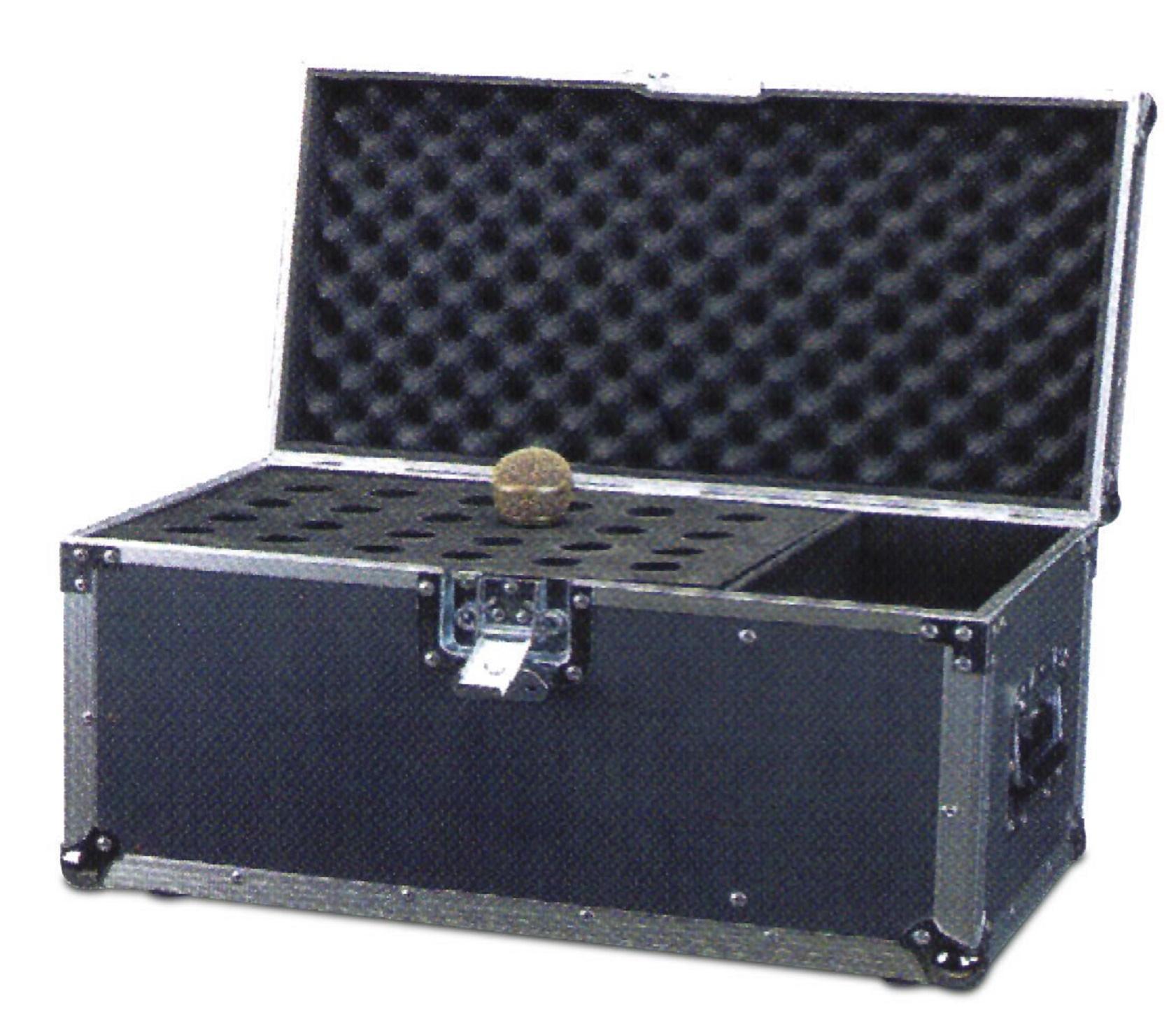 Baúl de transporte para micrófonos Micro 24 Case
