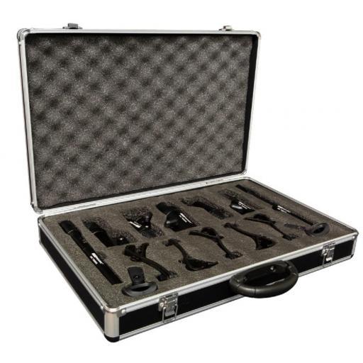 Mark Mk 7000 S Kit de Micrófonos de Percusión