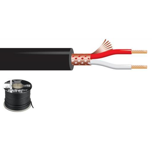 Cable de micrófono Mlc-112/Sw (100 mts.)