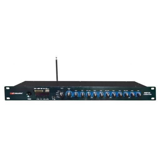 Mark Mmp 33 Mezclador de Audio con BlueTooth