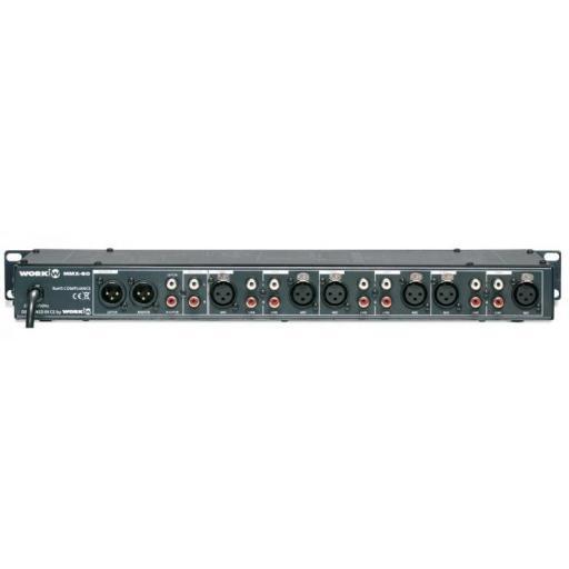 Work Mmx 60 Mezclador de Audio [1]