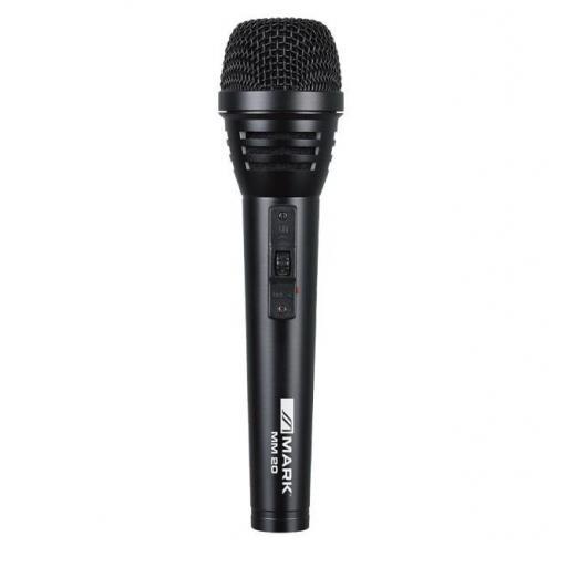 Mark Mic M20 Micrófono Dinámico con Interruptor