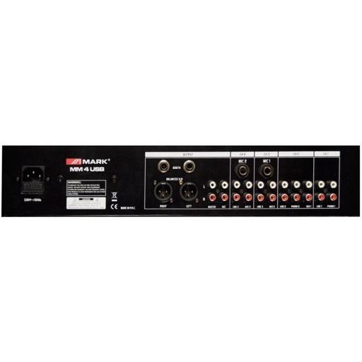Mark Mm 4 Usb Mezclador/Reproductor digital de audio [2]