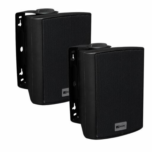 Mark Monitor 3T Am Negro Caja Acústica para Instalación (Pareja)