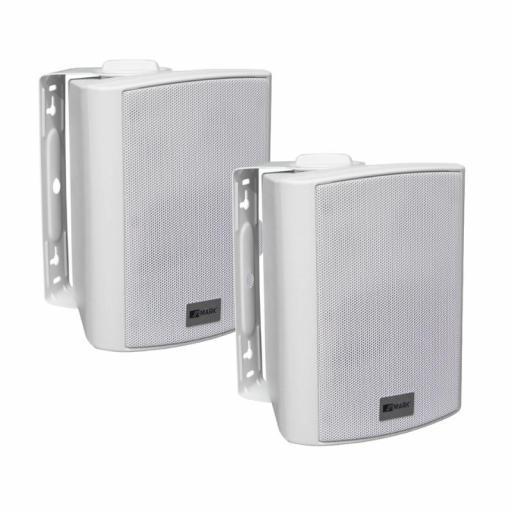Mark Monitor 3T MkII Blanco Caja Acústica para Instalación (Pareja)
