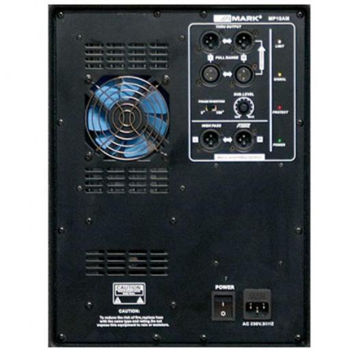 Mark Mp 18 Am Subgrave Amplificado [1]