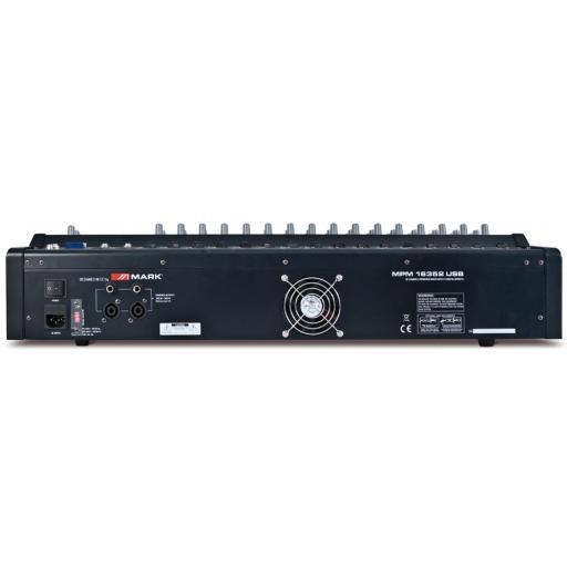 Mark Mpm 16352 Usb Bt Mezclador Amplificado [1]