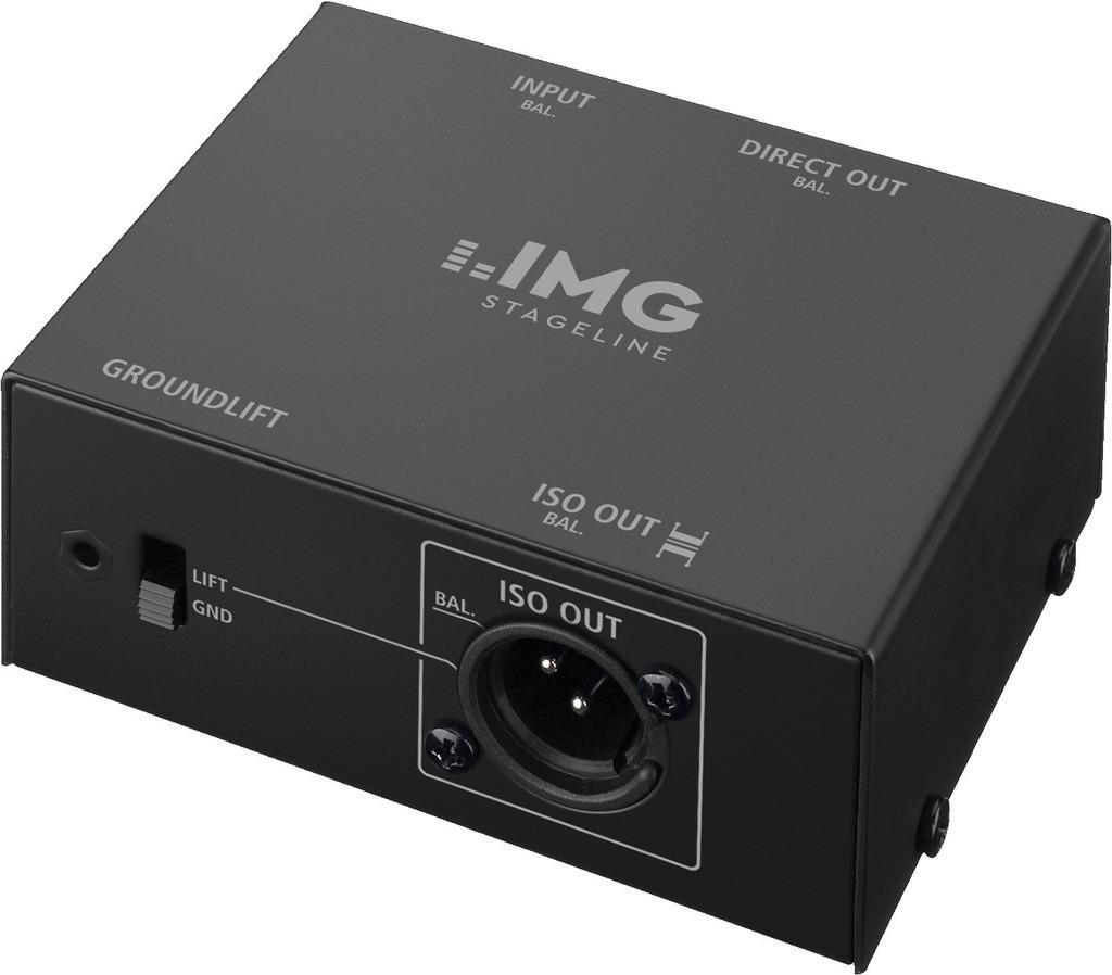 Stage Line Mps-1 Repartidor de Micrófono