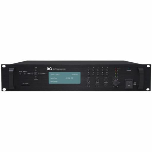Itc Mpt-240 Amplificador para Instalación 240 Watios