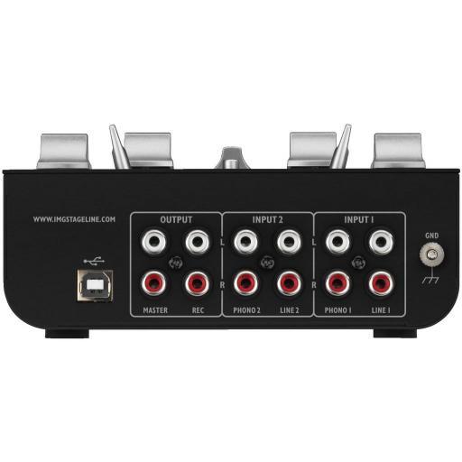 Stage Line Mpx-20Usb Mezclador Dj [1]