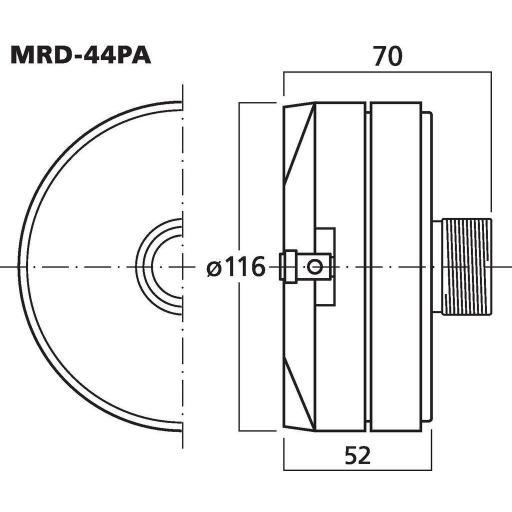 Stage Line Mrd-44Pa Motor de Agudos [1]