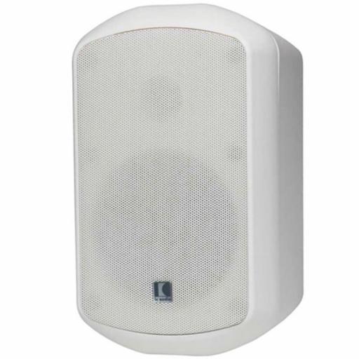 """Ic Audio Ms 50-165/T-En54 Blanco Altavoz para Instalación 6.5"""" 50 Watios"""