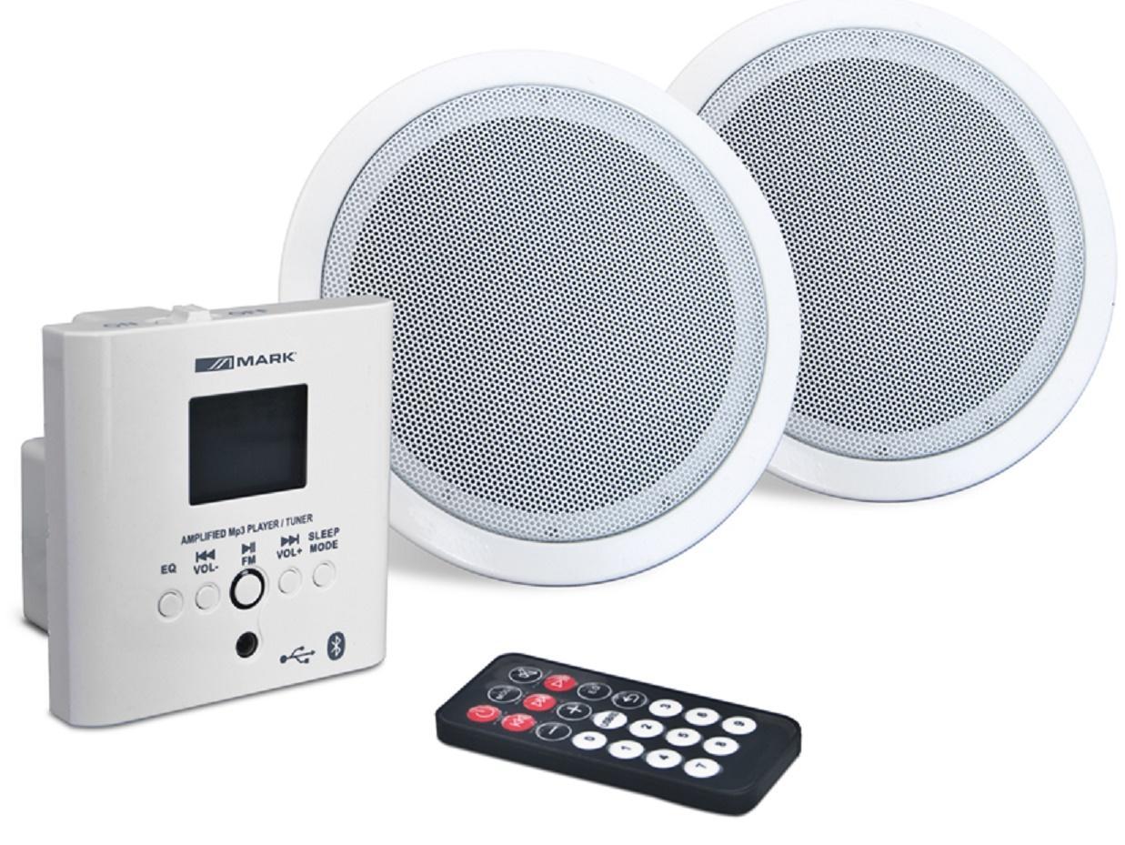 Mark Mwp 1 Sistema de Megafonía