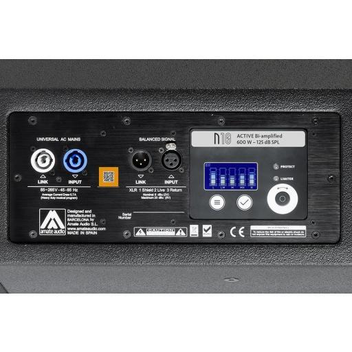 Master Audio N10 Caja Acústica Amplificada [2]