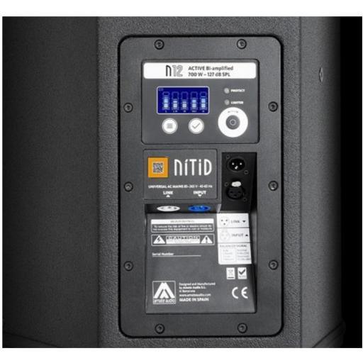 Master Audio N12 Caja Acústica Amplificada [2]