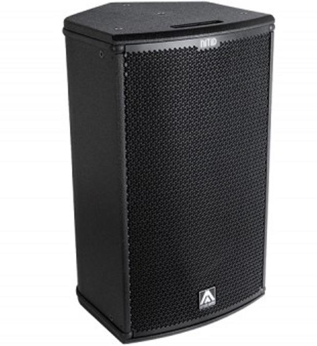Master Audio N12 Caja Acústica Amplificada