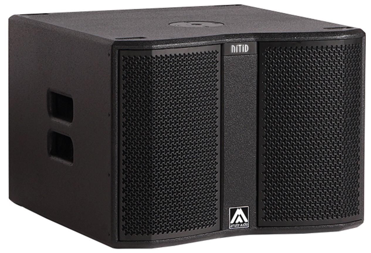 Master Audio N12w Subgrave Amplificado